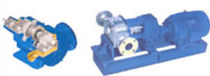internal gear pump 10 - 45 000 Lph, max 10 bar  HYDRO PROKAV PUMPS