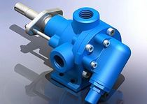 "internal gear pump 3 m³/h, 10 bar | YP - 1"" series Yildiz Pompa ve Mak. San. Tic. Ltd. Sti."