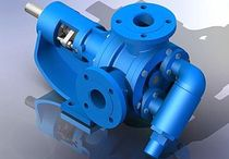 "internal gear pump 12 m³/h, 10 bar | YKF - 2"" series Yildiz Pompa ve Mak. San. Tic. Ltd. Sti."