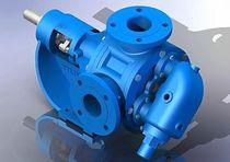 "internal gear pump 20 m³/h, 10 bar | YKF - 2½ "" series Yildiz Pompa ve Mak. San. Tic. Ltd. Sti."