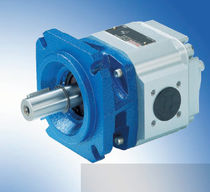 internal gear pump 4 500 rpm, 210 bar | PGF series Bosch Rexroth - Industrial Hydraulics