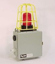 intrinsically safe alarm sounder with LED beacon SA 1000 Rel-Tek Corporation