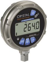intrinsically safe digital pressure gauge ATEX, IP67, -10 - 50 °C | XP2i Crystal Engineering