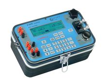 intrinsically safe multi-function calibrator max. 700 bar | B20/IS  SCANDURA & FEM