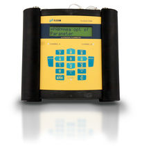 intrinsically safe ultrasonic flow-meter for liquids ATEX, IP65 | FLUXUS® F608 FLEXIM