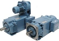 inverter duty asynchronous electric motor 1 - 500 kW, max. 4500 Nm type AMP T-T ELECTRIC