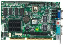 ISA CPU board AMD Geode LX800, 500 MHz, max. 1 GB | HSC-1641CLD2NA EVOC Intelligent Technology Co., Ltd.