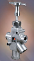 "isolation valve 1/4 - 2"", 300 psig 