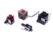 isolation valve DI/S series OLAER INDUSTRIES