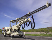 jumbo drilling rig 5.46 m | 1 SB Mining technologies International Inc