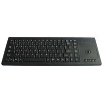 keyboard with glass or plastic surface 2.00 mm, 0.6 - 0.1 N, IP65 | K-TEK-C400TB-FN-DT Key Technology (China) Limited
