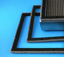 knitted wire mesh EMI shielding gasket max. ø 12.7 mm | 1200 series  Holland Shielding Systems BV