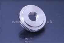 knurled nut C4MC 836 series Components 4 Machinery
