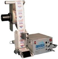 label dispenser  Universal Labeling Systems