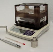laboratory density meter X22B Wallace Instruments