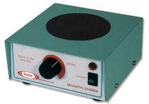 laboratory magnetic stirrer 250 - 2400 rpm | MS8 Ratek Instruments