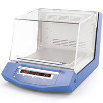 laboratory shaker-incubator 10 - 500 rpm | KS 3000 i control IKA