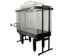 laminar flow hood for clean room  Standa