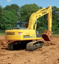 large-sized excavator 38 656 lb (17 534 kg) | SK170LC Mark 9 KOBELCO