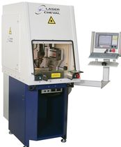 laser cutting and welding machine 100 - 1 500 W | MACH 200 LASER CHEVAL