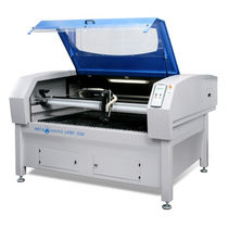 laser cutting, engraving and marking machine 1505 x 1250 x 80 mm | LASEC MECANUMERIC