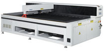 laser cutting machine for the production of die-boards and ejection rubbers 1250 X 2500 mm | 350 A1225 Beijing Daheng Laser Equipment Co., Ltd