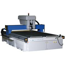 laser cutting machine max. 3050 x 2020 x 195 mm | MECALASE MECANUMERIC
