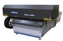 "laser cutting machine max. 168"" x 80"" (4 267 x 2 032 mm) 