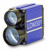 laser distance and speed sensor (time-of-flight measurement) LDM301 ASTECH Angewandte Sensortechnik GmbH