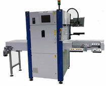laser marking machine  Wolf Produktionssysteme