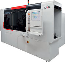 laser marking machine for photovoltaic industry DUAL LINE c-Si Rofin Laser Micro