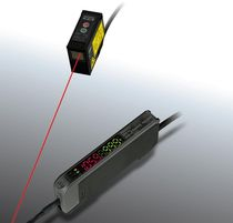laser photoelectric sensor max. 50 m, IP 67 | D2SA series Optex FA