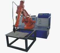 laser welding and cutting robot TQL-MFC300-IRB4600 Wuhan Tianqi Laser Equipment Manufacturing Co., Ltd
