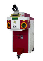 laser welding machine for gold and copper 0.5 - 100 J | CLW - 100 Citizen Scales (India) Pvt. Ltd