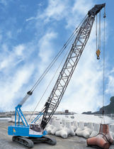 lattice boom crawler crane max. 70 t, max. 54 m | SCX700 Sumitomo Heavy Industries Construction Crane