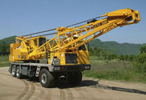 lattice boom truck crane max. 30 t | 6430 series Little Giant Crane & Shovel