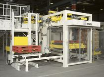 layer deposit type bag palletizer 100 - 2 500 p/h | 500-1000 Series Newtec