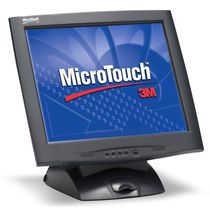 "LCD desktop touch screen monitor 17"", 1 280 x 1 024 px 