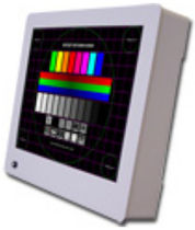 LCD desktop touch screen monitor 12.1 - 19"