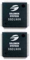 LCD driver  Solomon Systech
