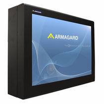 "LCD graphic display enclosure 55"" -70"", IP54, NEMA4 