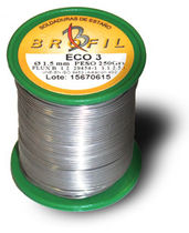 lead-free soldering wire ECO 3 Sn97Cu3 Broquetas