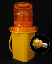 LED bulb for warning lights  LEDtronics