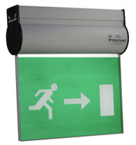 LED safety lighting: emergency exit 6 - 8 W, IP20 | TW8xx series Teknoware