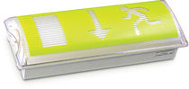 LED safety lighting: emergency exit 8 W | Indus70   ELECTROMAGNETICA