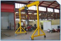 light gantry crane 250 - 5 000 kg, 2-8 m | PLE Selmetron