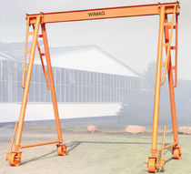 light gantry crane 1 000 - 5 000 kg | V series WIMAG