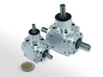 lightweight bevel gear reducer i= 1:1 - 4:1, max. 16 Nm | L series ATEK Antriebstechnik