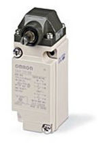 limit switch D4A OMRON Electronics