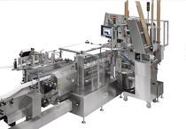 linear automatic labeler for the pharmaceutical industry (pressure sensitive) max. 300 p/min | 426 AUTOCOLT NJM Packaging